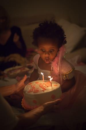 Lucy's Birthday 2012