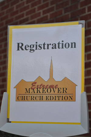 Extreme Makeover: Church Edition