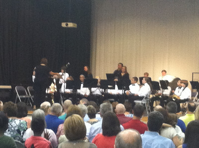 Spring Concert 2014 - Band (w/video clips)