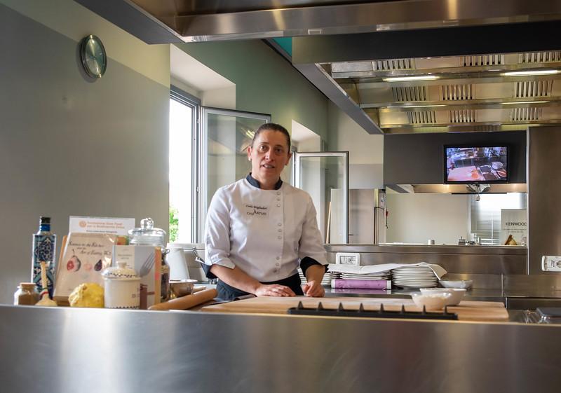 Casa Artutsi Cooking School