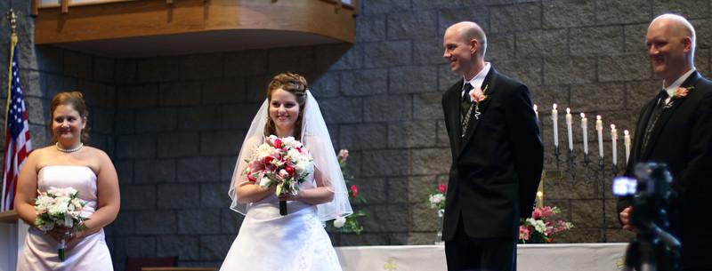 Barry & Sarah's Wedding
