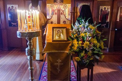 Feast of St. Seraphim of Sarov (2018)