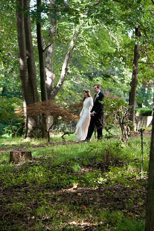 set 10 Heidi Jeff Wedding (woods)