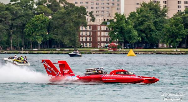 Detroit Gold Cup Races