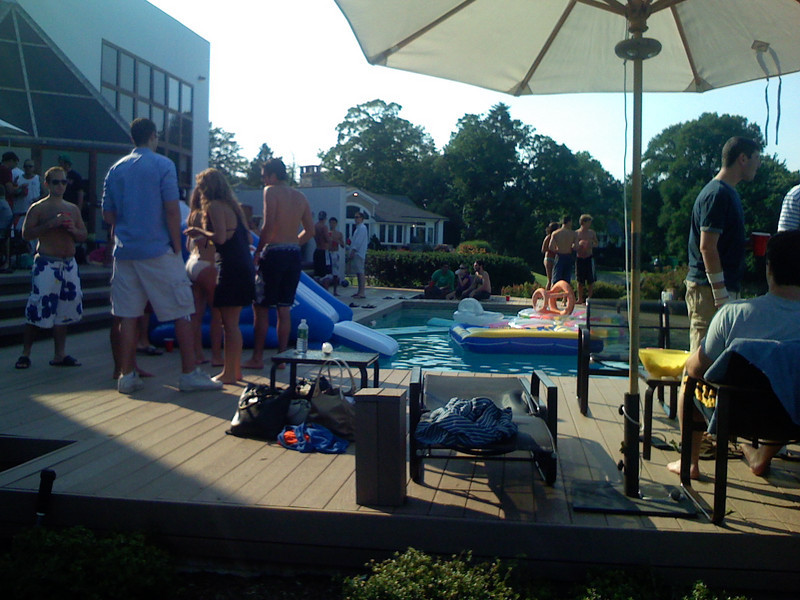 ryetarded party