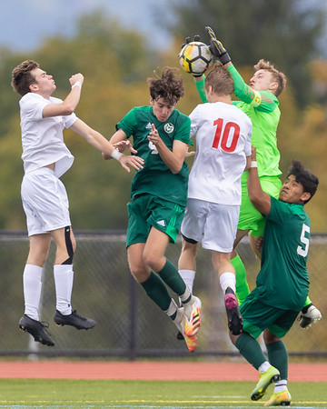 2020-10-10 | Boys | Central Dauphin vs. Cumberland Valley