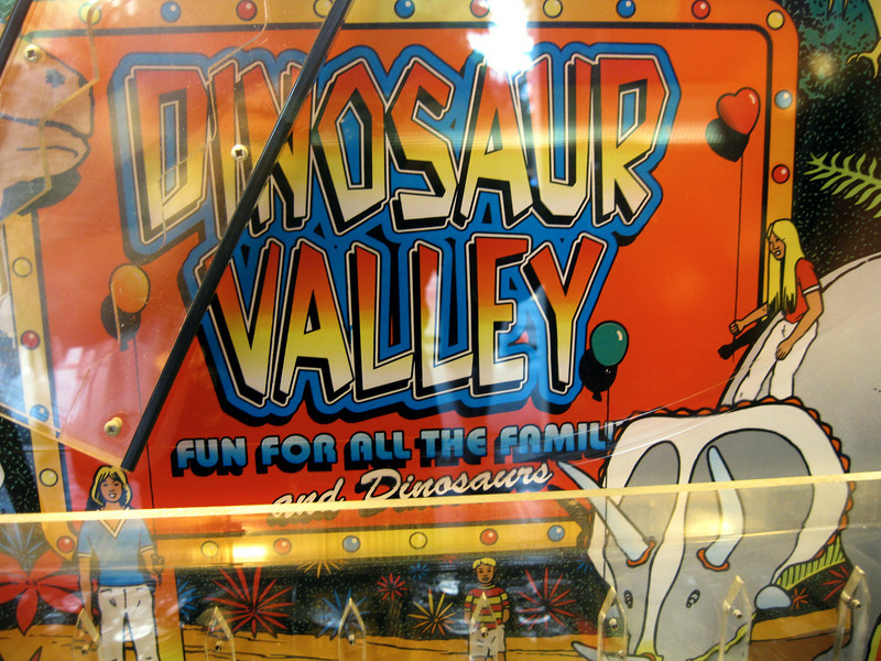 "Yes, Dinosaur Valley is ""fun for all the family and Dinosaurs""."