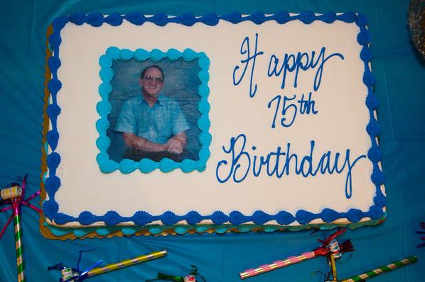 Lenny Knott's 75th Birthday Party-2/25/11