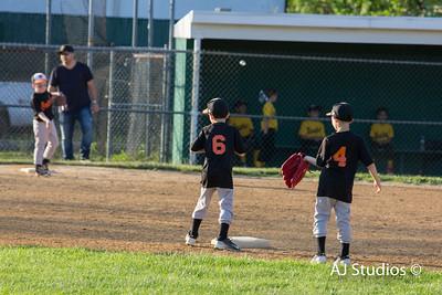 South Plainfield Softball Game on 5-14-18