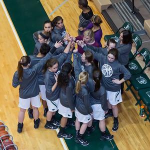 Girls Basketball January 6, 2015