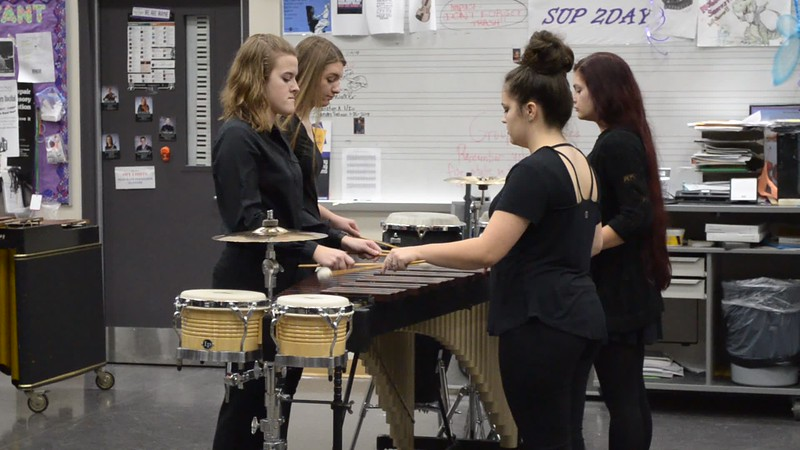 2018 ISSMA Solo and Ensemble (Percussion only)