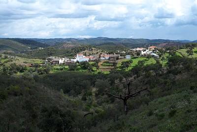 Almodovar, Alentejo  to Salir, Algarve