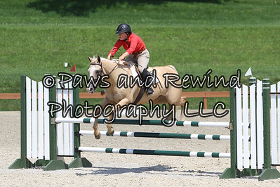 Grand Prix Ring: Low Children's/Adult Jumpers