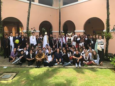 Día Medieval - Spanish class - 9th Grade