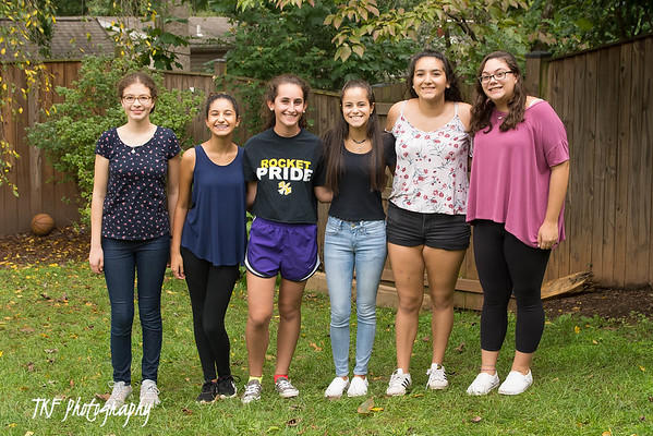 ACYOA Juniors Fall Cookout 2018