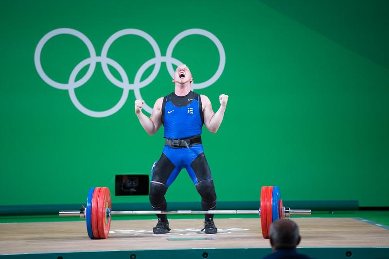 Rio Olympics 12.08.2016 Christian Valtanen DSC_8013