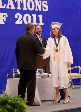 Carroll's Graduation
