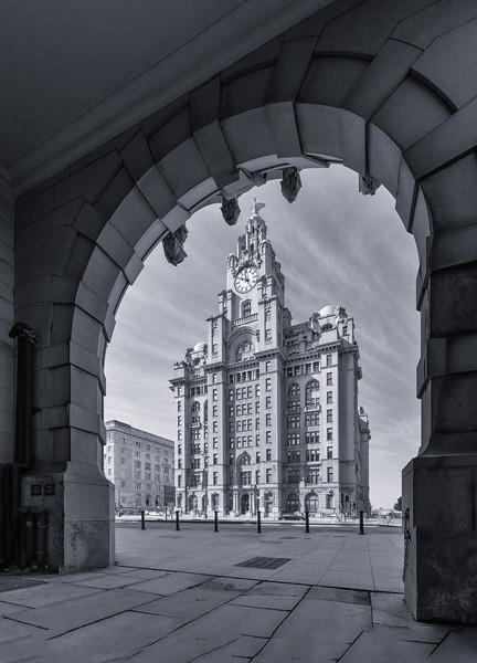 Liverpool through the Arches