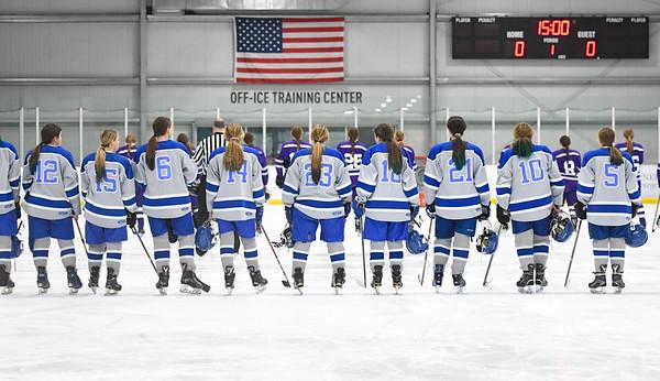 2018-2019 BHS Girls Hockey