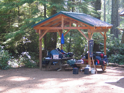 Scout Camp - Camp Meriwether - 2009