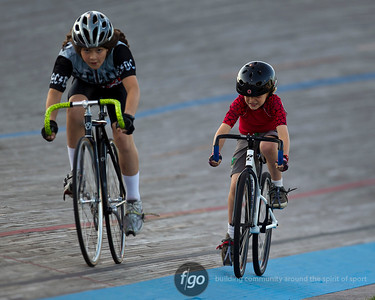 Thursday Night Lights Track Bike Racing at NSC Velodrome 8-2-12