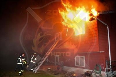 North Babylon Fire Co. Signal 13  Fulton St. 1/17/21