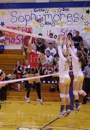 Kittanning Volleyball 2010