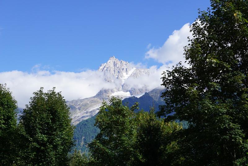 Pre Hike. Les Houches