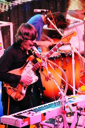Steven Drozd, Derek Brown, The Flaming Lips, The Ryman Auditorium, Nashville,Tennessee,2011