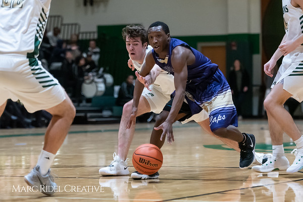 Broughton boys varsity basketball vs Cardinal Gibbons. January 11, 2019. 750_2503