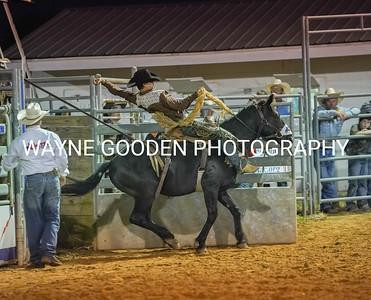 Kole Ashbacher Saddle Bronc