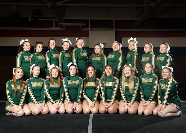 2016-2017 Competition Cheering Team Photos