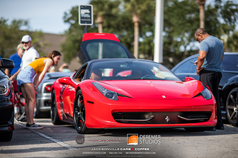 2019 05 Jacksonville Cars and Coffee 044A - Deremer Studios LLC