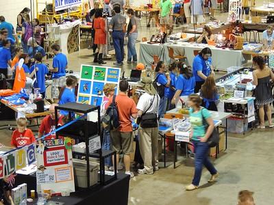 WR 2013 Maker Faire NC