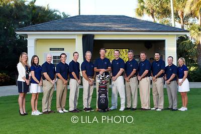 John Webster Golf Academy 2012