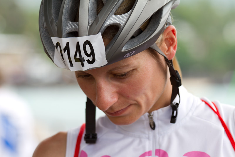 Katja Rabe - Finished 29th