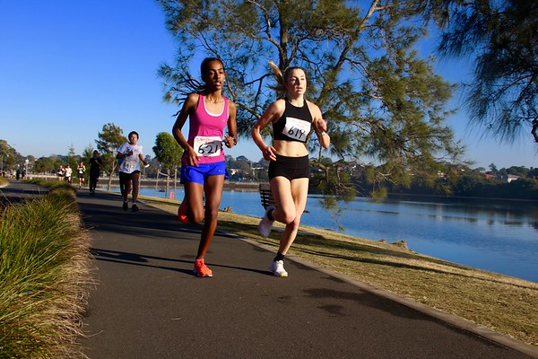 Sri Chinmoy Iron Cove Half-Marathon, 7km & 4km Races, Sunday 9 June 2019