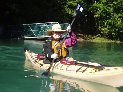 Diablo Lake Kayaking Sept. 15-17