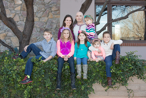Porter Family 2016