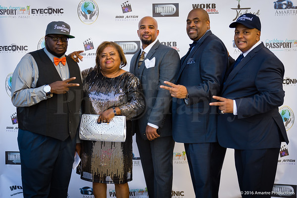Amartre Productions - The Turnaround Red Carpet Premiere