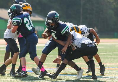 7th Grade Hoyas vs Sequoyah 2018
