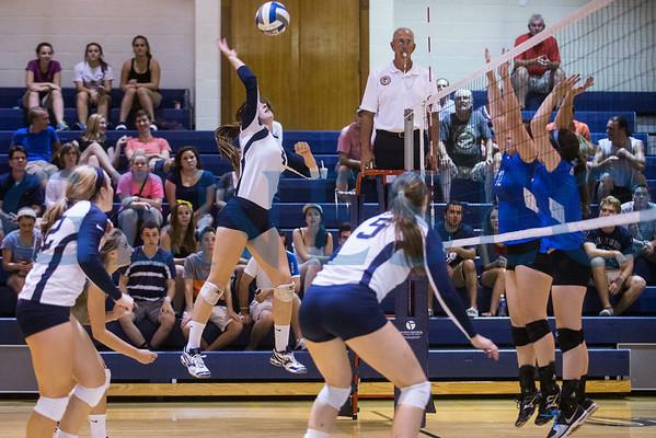 Women's Volleyball vs. Hilbert