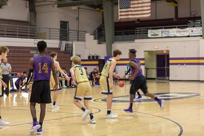 Denham Springs Freshman High Basketball Tournament