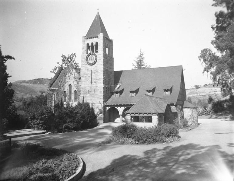 Church of the Angels in Garvanza