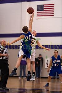 BLHS Women V vs Sumner @ Piper - Sub-State Championship