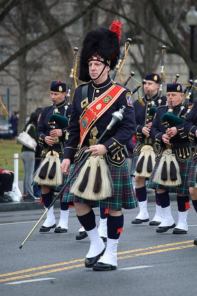 St. Patrick's Day Parade, Washington, DC