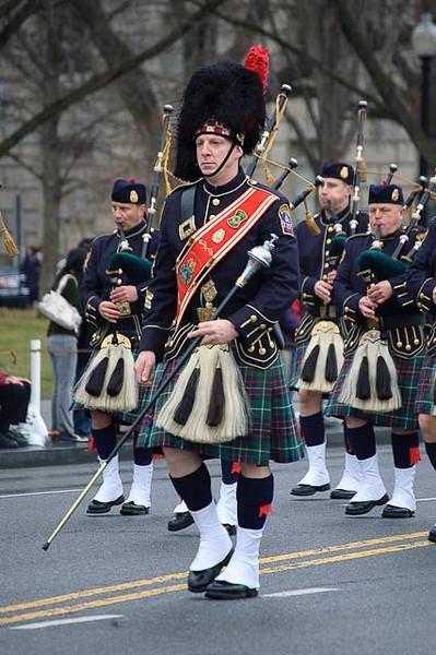 St. Patrick's Day Parade, Washington, DC