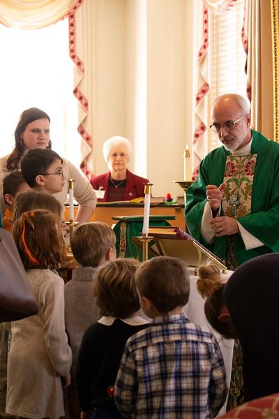 Instructional Eucharist 2019