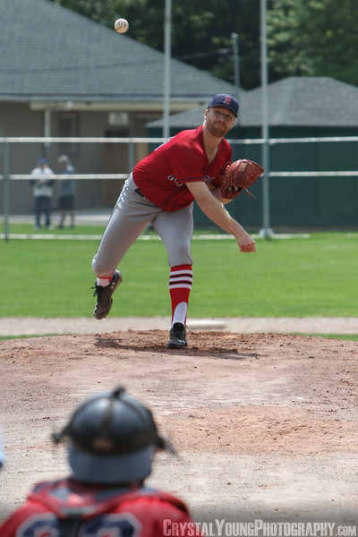 Brantford Red Sox at Toronto Maple Leafs IBL Playoffs, Quarterfinals Game 3 August 6, 2017