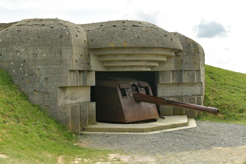 Batterie de Longues-Sur-Mur